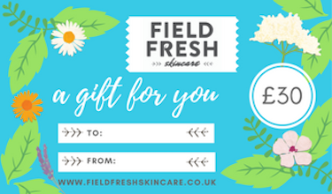 Field Fresh Skincare £30 Gift Voucher