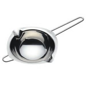 Melting pan 2