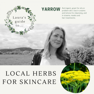 Video about yarrow in skincare