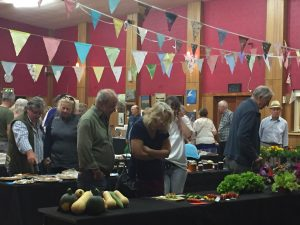Dursley Flower and Produce Show at the Chantry Centre, 2018